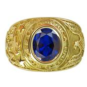 Bague universitaire or 18k - OCTAVE