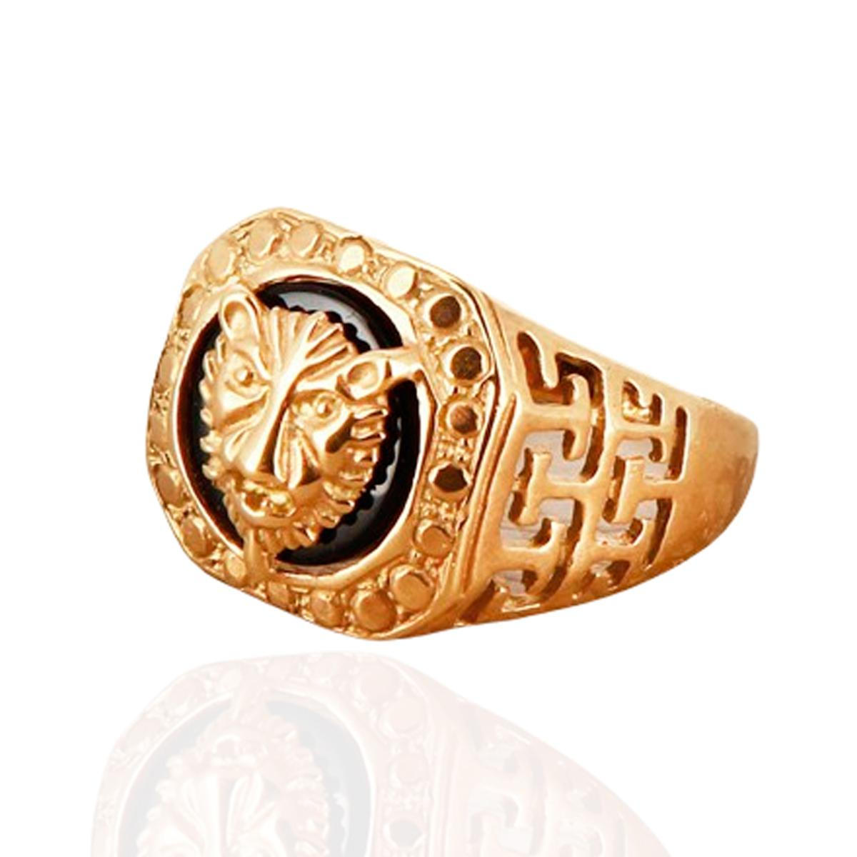 Bague tigre or 18k - TIGER